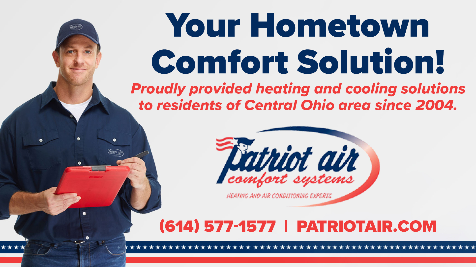 Hvac Companies Columbus Ohio Furnace Repair Patriot Air